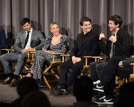 DAVID GIUNTOLI, ALLISON MILLER, JASON RITTER, CHANDLER RIGGS