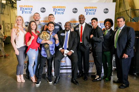 "HOLLY HOLM, MICHELLE WATERSON,  FORREST GRIFFIN, HENRY CEJUDO, STEPHEN THOMPSON,  ""SHOWTIME"" SHAWN PORTER, EVANDER HOLYFIELD, RYAN GARCÕA, ""SHOWTIME"" SHAWN PORTER, MAURICIO SULAIMÁN"