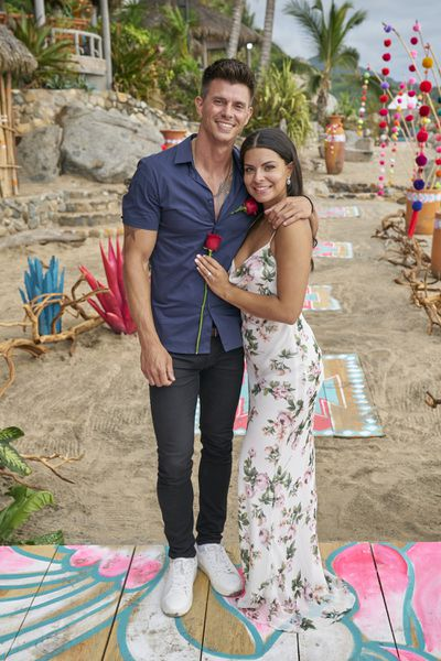 Kenny Braasch & Mari Pepin-Solis - Bachelor in Paradise 7 - Discussion 157100_7704-400x0