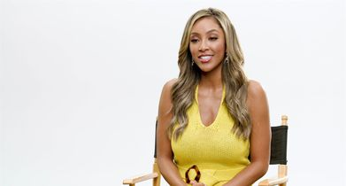 04.Tayshia Adams, The Bachelorette, On advice for a potential partner