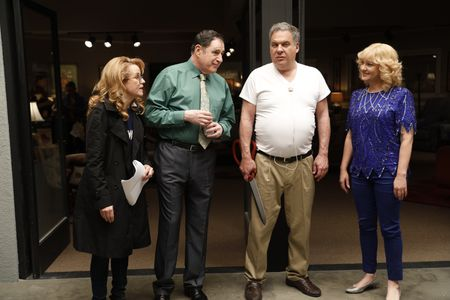LEA THOMPSON (DIRECTOR), RICHARD KIND, JEFF GARLIN, WENDI MCLENDON-COVEY