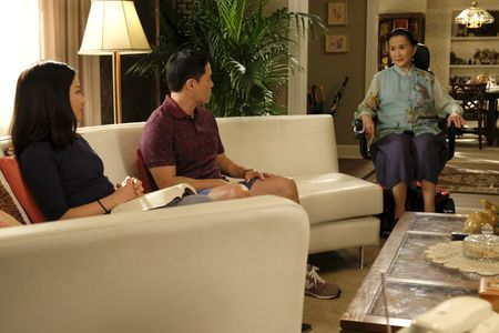 CONSTANCE WU, RANDALL PARK, LUCILLE SOONG