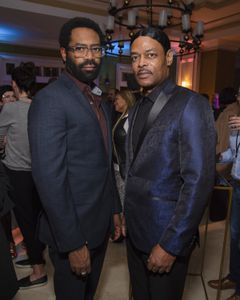 NICHOLAS PINNOCK, ISAAC WRIGHT JR. (EXECUTIVE PRODUCER)