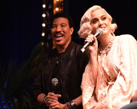 LIONEL RICHIE, KATY PERRY