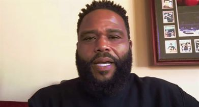 """03.Anthony Anderson, """"Andre 'Dre' Johnson"""", On how the Johnson family is dealing with COVID-19"""