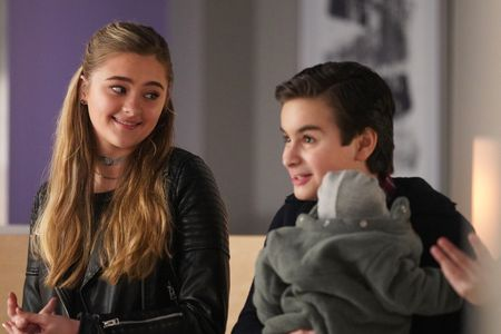 LIZZY GREENE, CHANCE HURSTFIELD