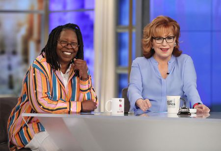 WHOOPI GOLDBERG, JOY BEHAR