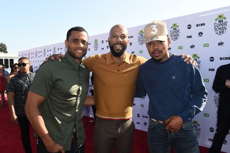 MICHAEL EALY, COMMON, CHANCE THE RAPPER