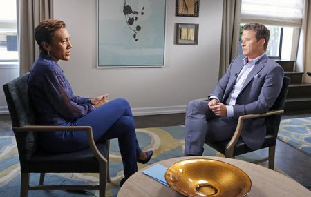 ROBIN ROBERTS, BILLY BUSH