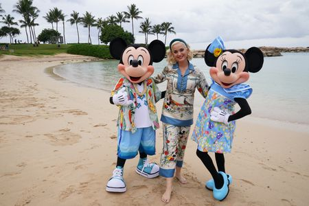 MICKEY MOUSE, KATY PERRY, MINNIE MOUSE
