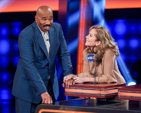 STEVE HARVEY, KATHIE LEE GIFFORD
