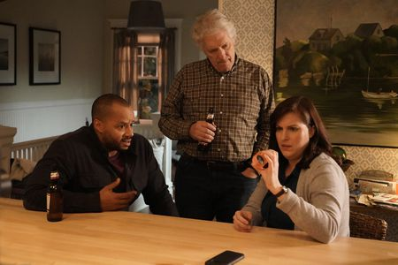 DONALD FAISON, CLANCY BROWN, ALLISON TOLMAN