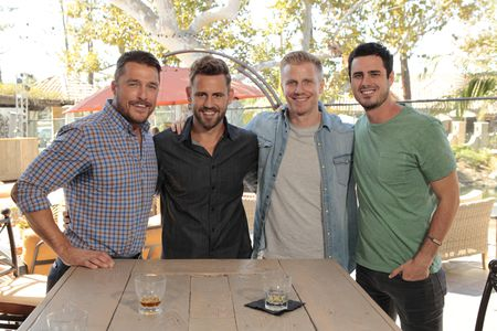 CHRIS SOULES, NICK VIALL, SEAN LOWE, BEN HIGGINS