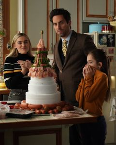 MEG DONNELLY, ED WEEKS, JULIA BUTTERS