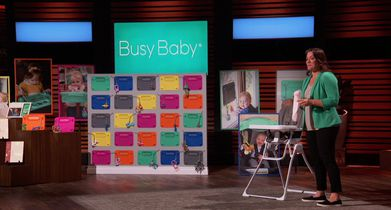 EP #1217 Clips - Busy Baby