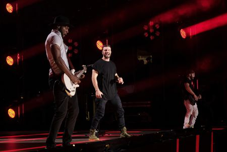 TYRONE CARREKER, SAM HUNT, JOSHUA BURKETT
