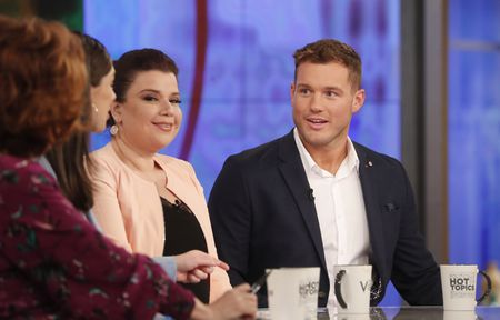 JOY BEHAR, ABBY HUNTSMAN, ANA NAVARRO, COLTON UNDERWOOD