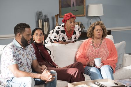 ANTHONY ANDERSON, TRACEE ELLIS ROSS, JENIFER LEWIS, ANNA DEAVERE SMITH