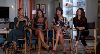 """04.Tracee Ellis Ross, """"Rainbow Johnson"""", On the differences between her characters on the two shows"""