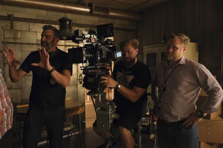 JAMES GRIFFITHS (DIRECTOR), G. MAGNI AGUSTSSON (DIRECTOR OF PHOTOGRAPHY)