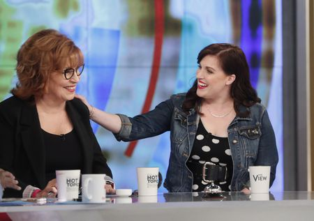 JOY BEHAR, ALLISON TOLMAN