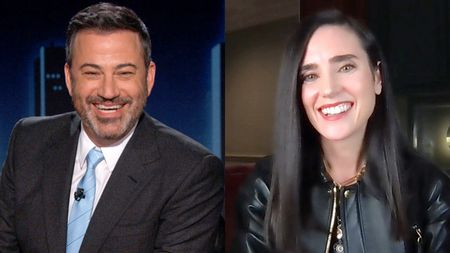 JIMMY KIMMEL, JENNIFER CONNELLY