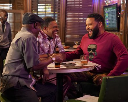 KEITH DAVID, ANTHONY ANDERSON