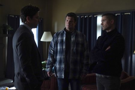 MICHAEL TRUCCO, NATHAN FILLION, ERIC WINTER