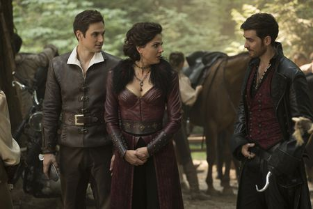 ANDREW J. WEST, LANA PARRILLA, COLIN O'DONOGHUE