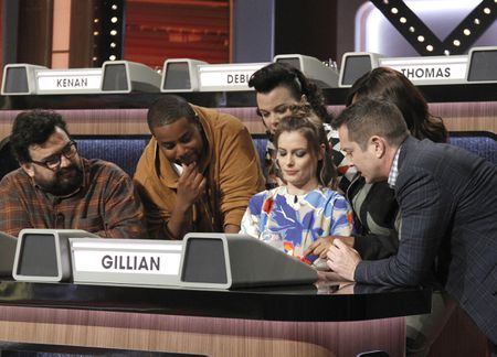 HORATIO SANZ, KENAN THOMPSON, DEBI MAZAR, GILLIAN JACOBS, THOMAS LENNON