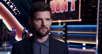 04. Adam Scott, Host, On what kind of contestant he would be
