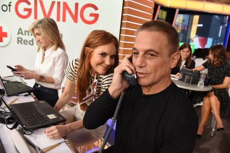 DARBY STANCHFIELD, TONY DANZA