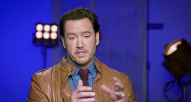 """03.Mark-Paul Gosselaar, """"Paul Johnson"""", On the experience of being a mixed-race family then and now"""