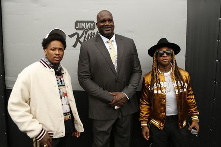 YG, SHAQUILLE O'NEAL, TY DOLLA $IGN