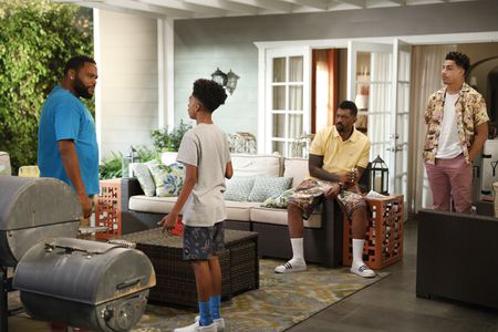 ANTHONY ANDERSON, MILES BROWN, DEON COLE, MARCUS SCRIBNER