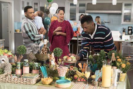 ANTHONY ANDERSON, AUGUST GROSS/BERLIN GROSS, TRACEE ELLIS ROSS, DEON COLE