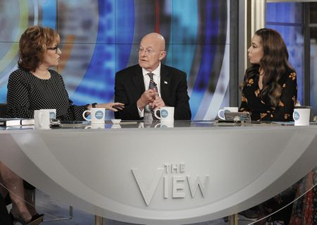 JOY BEHAR, JAMES CLAPPER, SUNNY HOSTIN