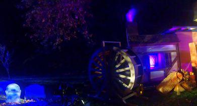 Freeform's Halloween Road Drive-Thru Video