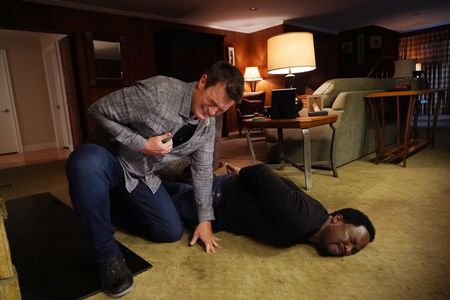 NATHAN FILLION, HAROLD PERRINEAU