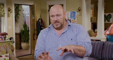 """01. Will Sasso, """"Bill Ryan"""", On his character"""