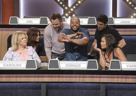 CAROLINE RHEA, RACHAEL RAY, JOEL MCHALE, DONALD FAISON, JASON BIGGS, VANESSA WILLIAMS