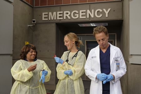 CHANDRA WILSON, KIM RAVER, GREG GERMANN
