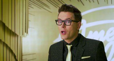 """American Idol"" Season 4 EPK - 18. Bobby Bones, In-House Mentor, On the online audition process this season"
