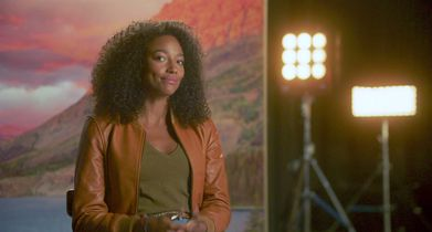 """10. Kylie Bunbury, """"Cassie Dewell"""", On the ending of the first episode"""