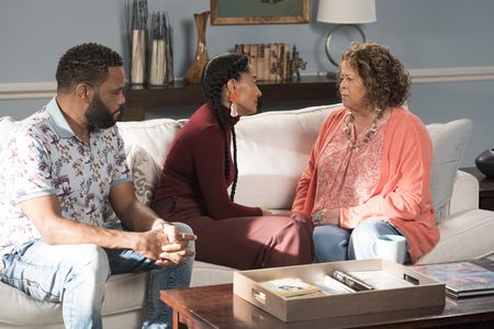 ANTHONY ANDERSON, TRACEE ELLIS ROSS, ANNA DEAVERE SMITH