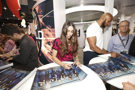 JEFF WARD, NATALIA CORDOVA-BUCKLEY, HENRY SIMMONS