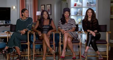 "05.	Golden Brooks, Guest Star, On incorporating traits from their ""Girlfriends"" characters"