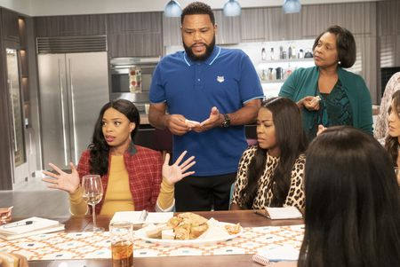 JILL MARIE JONES, ANTHONY ANDERSON, GOLDEN BROOKS