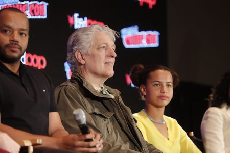 DONALD FAISON, CLANCY BROWN, ASHLEY AUFDERHEIDE