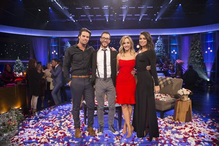KEVIN WENDT, BENOIT BEAUSEJOUR-SAVARD, CLARE CRAWLEY, ASHLEY IACONETTI
